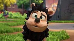 Dennis & Gnasher Unleashed! - Series 2: 39. The Hairy Wiggler
