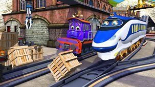Chuggington - Series 6: 17. The Three Ways Of The Track