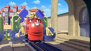 Chuggington - Series 6: 19. Odd Train Out