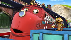 Chuggington - Series 6: 20. It's Not Easy Being Clean