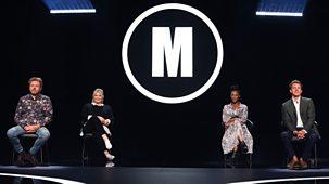 Celebrity Mastermind - 2020/21: Episode 6