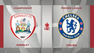 Fa Cup - 2020/21: Fifth Round: Barnsley V Chelsea