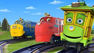 Chuggington - Series 6: 22. Tai Tracks