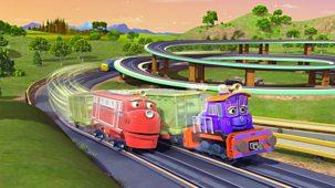Chuggington - Series 6: 27. Chug Encounters Of The Train Kind