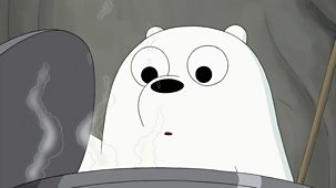 We Bare Bears - Series 1: 42. Yuri And The Bear