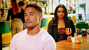 Eating With My Ex - Series 3 - Celebrity Specials: 2. Megan Barton-hanson And Demi Sims / Ashley Mckenzie And Danielle