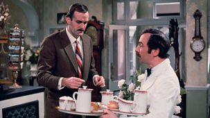 Fawlty Towers - Series 1: 1. A Touch Of Class
