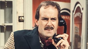 Fawlty Towers - Series 1: 2. The Builders