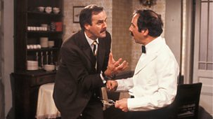 Fawlty Towers - Series 2: 1. Communication Problems