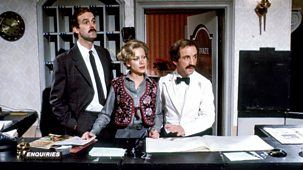 Fawlty Towers - Series 2: 6. Basil The Rat