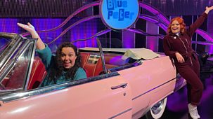 Blue Peter - Tracy Beaker Takeover!