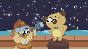 Dog Loves Books - Series 1: 40. Dog Loves Stars?