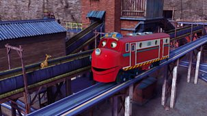Chuggington - Series 6: 31. Action Chugger's Day Off