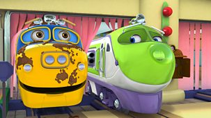 Chuggington - Series 6: 32. Twin Trouble