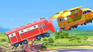 Chuggington - Series 6: 33. Night Moves