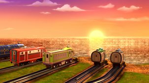 Chuggington - Series 6: 34. The Great Chugger Caper