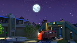 Chuggington - Series 6: 35. Piper's City Safari
