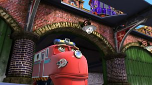 Chuggington - Series 6: 36. The Trainee And The Tree