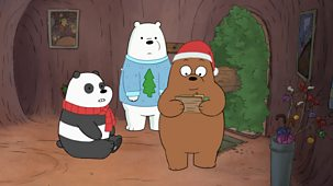 We Bare Bears - Series 1: 48. Christmas Parties