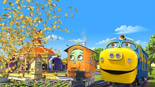 Chuggington - Series 6: 37. Gold Rush