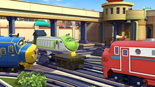 Chuggington - Series 6: 39. Reachin' Rosa