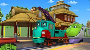Chuggington - Series 6: 41. The Zephie Express