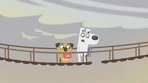 Dog Loves Books - Series 1: 51. Dog Loves Diaries?