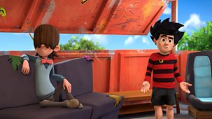 Dennis & Gnasher Unleashed! - Series 2: 41. Monitors