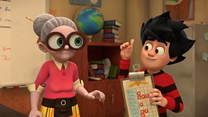 Dennis & Gnasher Unleashed! - Series 2: 43. Failing To Register