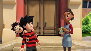 Dennis & Gnasher Unleashed! - Series 2: 44. School Of Life