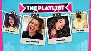 The Playlist - Series 4: 46. Kara Marni's Girl Power Playlist