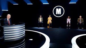 Celebrity Mastermind - 2020/21: Episode 8