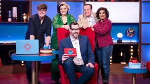 Richard Osman's House Of Games - Series 4: Episode 96