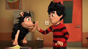Dennis & Gnasher Unleashed! - Series 2: 47. Be More Dog