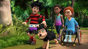 Dennis & Gnasher Unleashed! - Series 2: 48. Smarty Pants