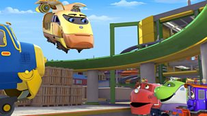 Chuggington - Series 6: 46. You For A Day