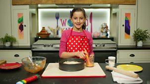 My World Kitchen - Series 4: 1. Lola's Spanish Tuna Empanada