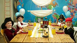 My World Kitchen - Series 4: 2. Vinnie's Bristolian Asparagus Tart