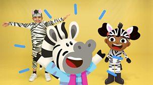 Yakka Dee - Series 4: 11. Zebra