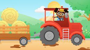Yakka Dee - Series 4: 12. Tractor