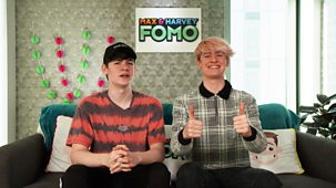 Max And Harvey: Fomo - Series 3: 29. When Max And Harvey Made A Mother's Day Card