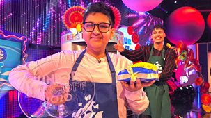 Blue Peter - Junior Bake Off Winner Live!