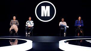 Celebrity Mastermind - 2020/21: Episode 9