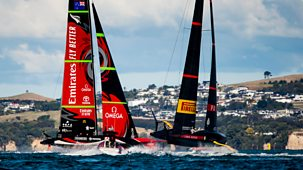 Sailing: America's Cup - 2020/21: 07/03/2021