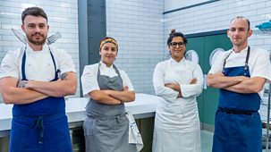 Great British Menu - Series 16: 1. Central Starter And Fish Courses