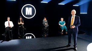 Celebrity Mastermind - 2020/21: Episode 10