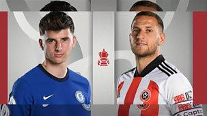 Fa Cup - 2020/21: Quarter-final: Chelsea V Sheffield United