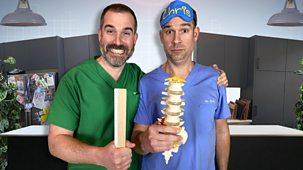 Operation Ouch! - Do Try This At Home - Series 2: 2. Reaction Times