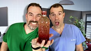 Operation Ouch! - Do Try This At Home - Series 2: 5. Blood