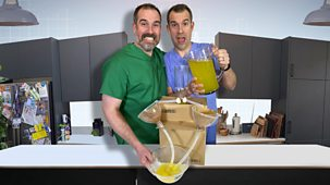 Operation Ouch! - Do Try This At Home - Series 2: 9. Urine